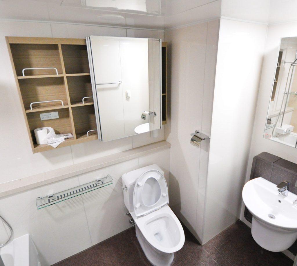 Jak wybrać przycisk do WC?